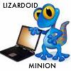 badgerbag: (lizardoid minion, wry)