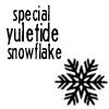 karanguni: (YULETIDE snowflake -)