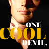 "chosenfire28: (SPN - Dean ""One Cool Devil"")"