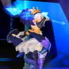 crownlessbluebird: (Slash)
