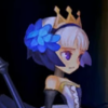 crownlessbluebird: (sad smile)