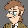 mcgucket: (king of passive-aggressive looks)