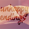 unhappyendings: (the ending is unwritten)