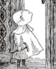 lactoriacornuta: Edward Gory. Kid with the hammer (Edward Gory. Kid with the hammer)