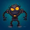 robofob: (cruel robot)