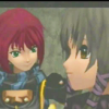 mikogalatea: Nel and Clair from Star Ocean 3, having what appears to be a pleasant conversation. (Clair/Nel)