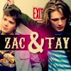 teamzaylor: (Zaylor - Zac & Tay)