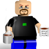 dsrtao: dsr as a LEGO minifig (current)