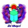kiya: (surprise, hello khepri, up 'til dawn)