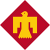 ext_1805943: 45th Infantry Insignia (45th Infantry Division)