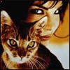 i_phoenix: (girl with cat)