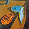 "mithriltabby: Detail from Dali's ""Persistence of Memory"" (Time)"
