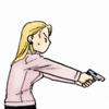 peppaminty: (Riza - Don't move.)