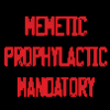 dewline: (memetic prophylactic mandatory)