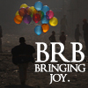 jackiesjunkie: (BRB bringing joy)