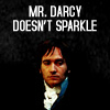 wildcard_47: (Twilight - Darcy doesn't sparkle)