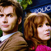 wildcard_47: (Doctor Who - Doctor & Donna)