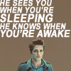 wildcard_47: (Twilight - Edward sees you)