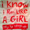 wildcard_47: (Run like a girl)