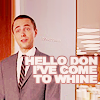 wildcard_47: (Mad Men - pete whines)