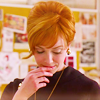 wildcard_47: (Mad Men - thoughtful Joan)