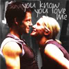 callmeonetrack: (K/L: You Know You Love Me)