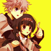 that_oldsaying: (Look that way (w/killua))