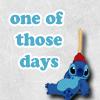 lapiccolina: (Stitch - One of those days...)