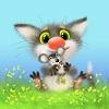 lesamohval: (кот и мышь)