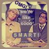 theemdash: (M Smart)