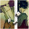 theemdash: (Saiyuki Hakkai)
