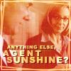 slimwhistler: (Agent Sunshine)