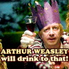 theemdash: (HP Arthur)
