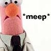 uberniftacular: (Muppets: Beaker Meep)