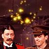 uberniftacular: (BA4: George & Melchett sparkly)