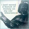 maggiesox: (Vader Car Insurance)
