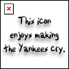 maggiesox: (Yankees cry)