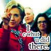 aintshesweet_x: ([Politics] -- Clinton; I c whut u did)