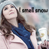 snogged: ([Gilmore Girls] I Smell Snow) (Default)