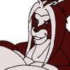 strredwolf: (Grinz)