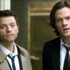 sherrilina: (Sam and Cas (Supernatural))