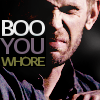 sherrilina: (Boo You Whore Luci (SN))