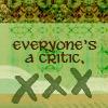 kalleah: (critic)