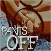 ginndaddy: (Shelter - Pants Off)