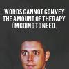 ginndaddy: (SPN - Dean needs therapy)