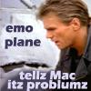 lolmac: (Emo Plane)