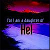 helblonde: (Daughter of Hel)