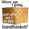 missdiane: (Handbasket)
