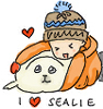 sealie: (seal)