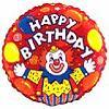 penpusher: (Birthday Clown)